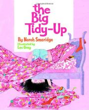 Book Cover for THE BIG TIDY-UP