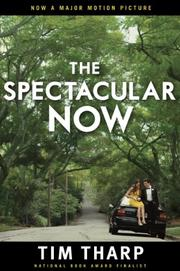 Book Cover for THE SPECTACULAR NOW