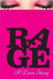 RAGE by Julie Anne Peters