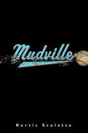 Book Cover for MUDVILLE