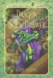Book Cover for THE DRAGON IN THE SOCK DRAWER