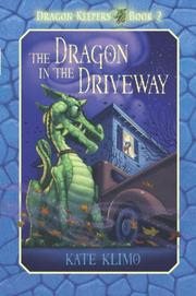 Book Cover for THE DRAGON IN THE DRIVEWAY