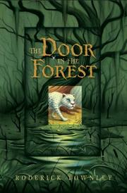 Cover art for THE DOOR IN THE FOREST