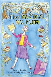 MAGICAL MS PLUM by Bonny Becker
