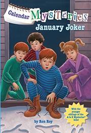 JANUARY JOKER by Ron Roy