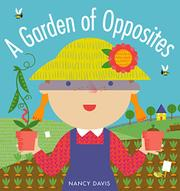 Book Cover for A GARDEN OF OPPOSITES