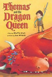 Book Cover for THOMAS AND THE DRAGON QUEEN