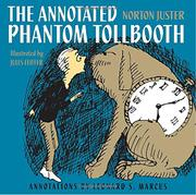 Cover art for THE ANNOTATED PHANTOM TOLLBOOTH