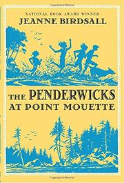 Book Cover for THE PENDERWICKS AT POINT MOUETTE