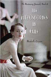Cover art for THE FITZOSBORNES IN EXILE