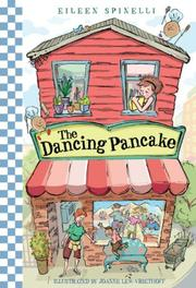 Cover art for THE DANCING PANCAKE