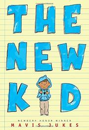 Book Cover for THE NEW KID