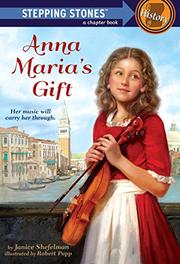 Cover art for ANNA MARIA'S GIFT