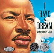 Book Cover for I HAVE A DREAM