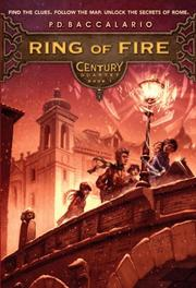 RING OF FIRE by Pierdomenico Baccalario