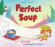 Book Cover for PERFECT SOUP