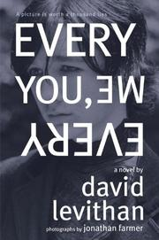 Book Cover for EVERY YOU, EVERY ME