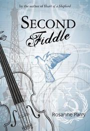 Cover art for SECOND FIDDLE