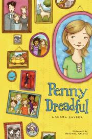 Cover art for PENNY DREADFUL