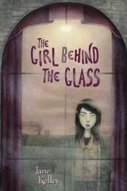 Book Cover for THE GIRL BEHIND THE GLASS
