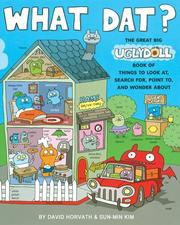 Book Cover for WHAT DAT?