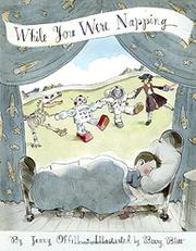 WHILE YOU WERE NAPPING by Jenny Offill