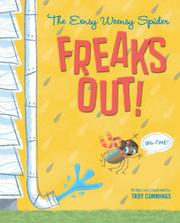 Cover art for THE EENSY WEENSY SPIDER FREAKS OUT (BIG TIME)