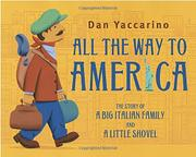 Book Cover for ALL THE WAY TO AMERICA