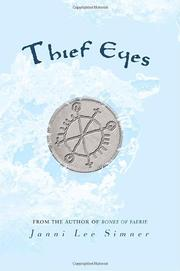 Cover art for THIEF EYES