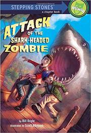 Cover art for ATTACK OF THE SHARK-HEADED ZOMBIE