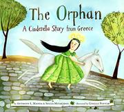Cover art for THE ORPHAN