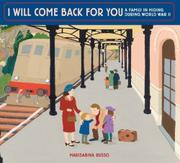 Cover art for I WILL COME BACK FOR YOU