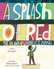 Cover art for A SPLASH OF RED