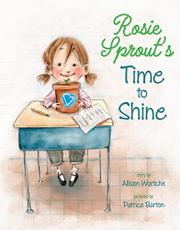 Cover art for ROSIE SPROUT'S TIME TO SHINE