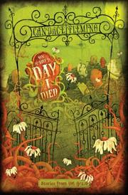 Cover art for ON THE DAY I DIED
