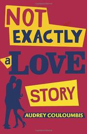Book Cover for NOT EXACTLY A LOVE STORY