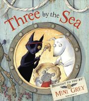 Cover art for THREE BY THE SEA