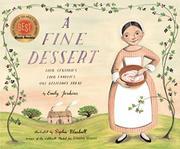 A FINE DESSERT by Emily Jenkins