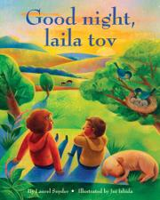 Cover art for GOOD NIGHT, LAILA TOV