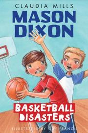 Book Cover for MASON DIXON:  BASKETBALL DISASTERS