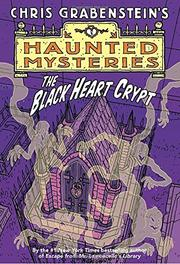 Cover art for THE BLACK HEART CRYPT