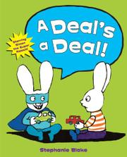 Cover art for A DEAL'S A DEAL