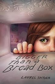 Book Cover for BIGGER THAN A BREAD BOX