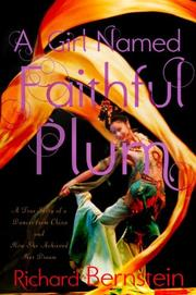 Book Cover for A GIRL NAMED FAITHFUL PLUM