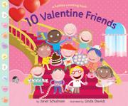 Book Cover for 10 VALENTINE FRIENDS