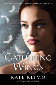 A GATHERING OF WINGS by Kate Klimo