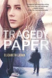 Cover art for THE TRAGEDY PAPER