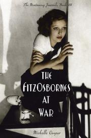 Book Cover for THE FITZOSBORNES AT WAR