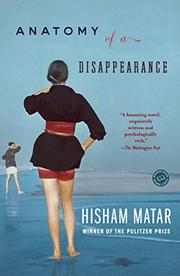 Cover art for ANATOMY OF A DISAPPEARANCE