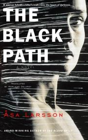Cover art for THE BLACK PATH